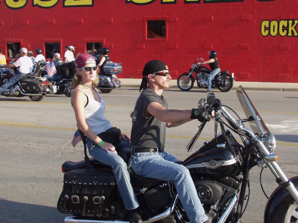 relaxd bikers