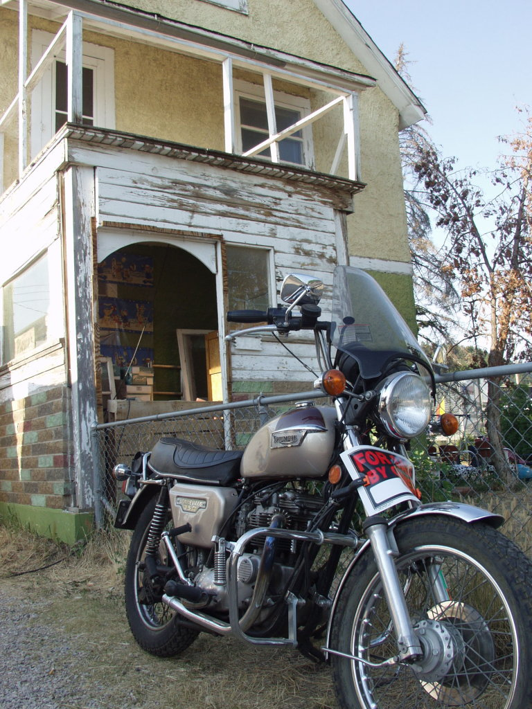 Bike House Sale
