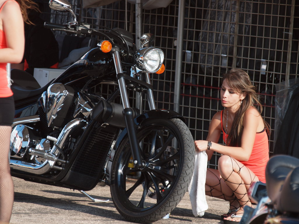 motorcycle washer