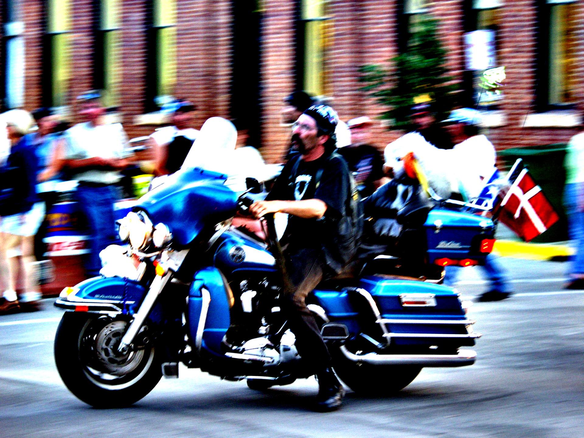Intense motorcycle