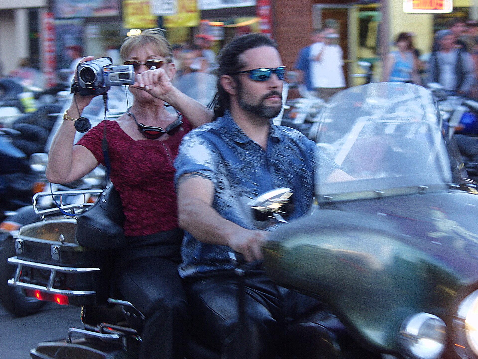 video bikers