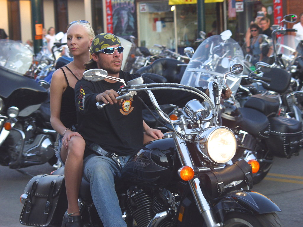 Good Looking bikers