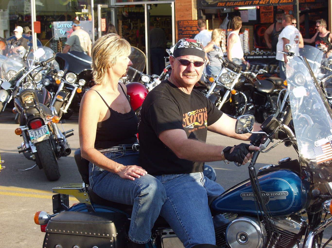 riders of motorcycles