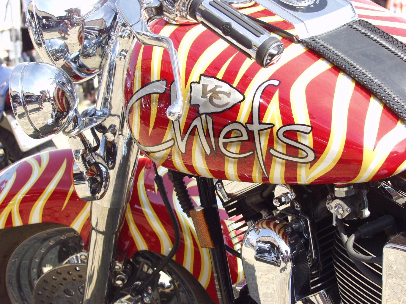 Chiefs gas tank