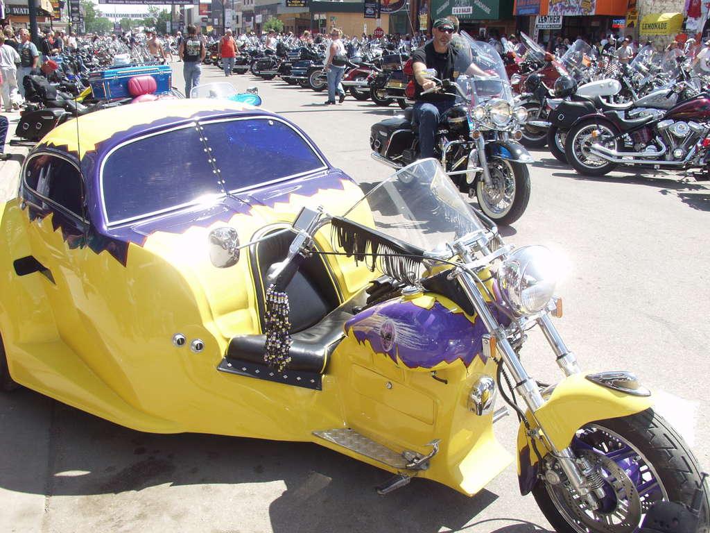 motorcycle trike