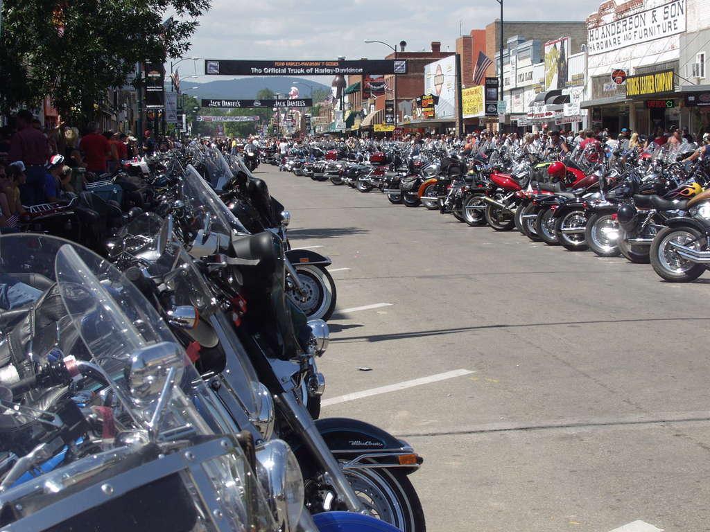 Biker Rally