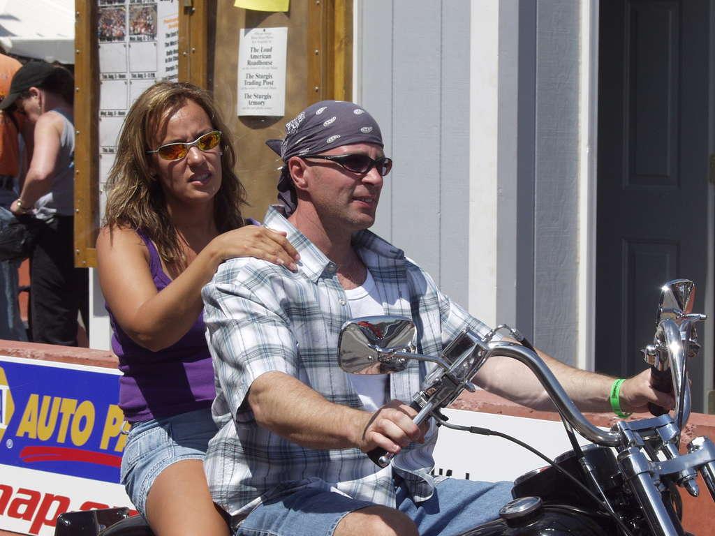 Biker Duo