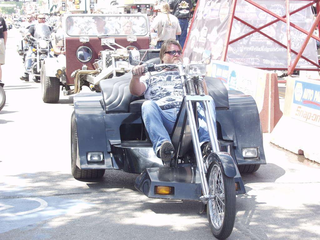 Sturgis Tri Bike