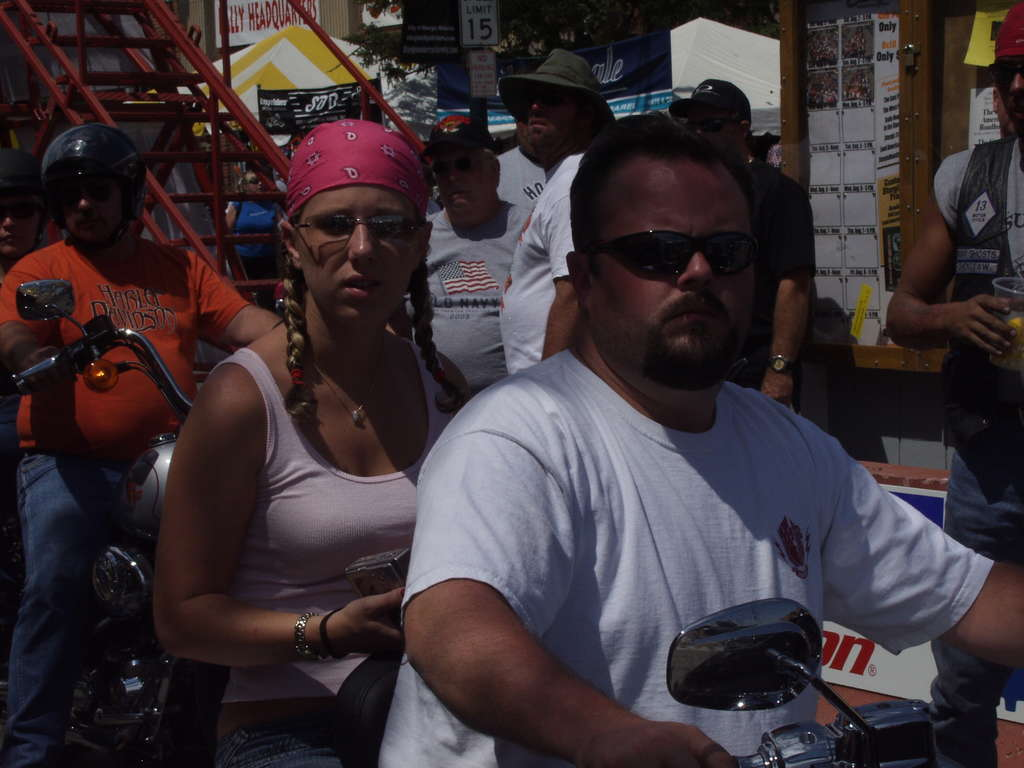 Bikers two