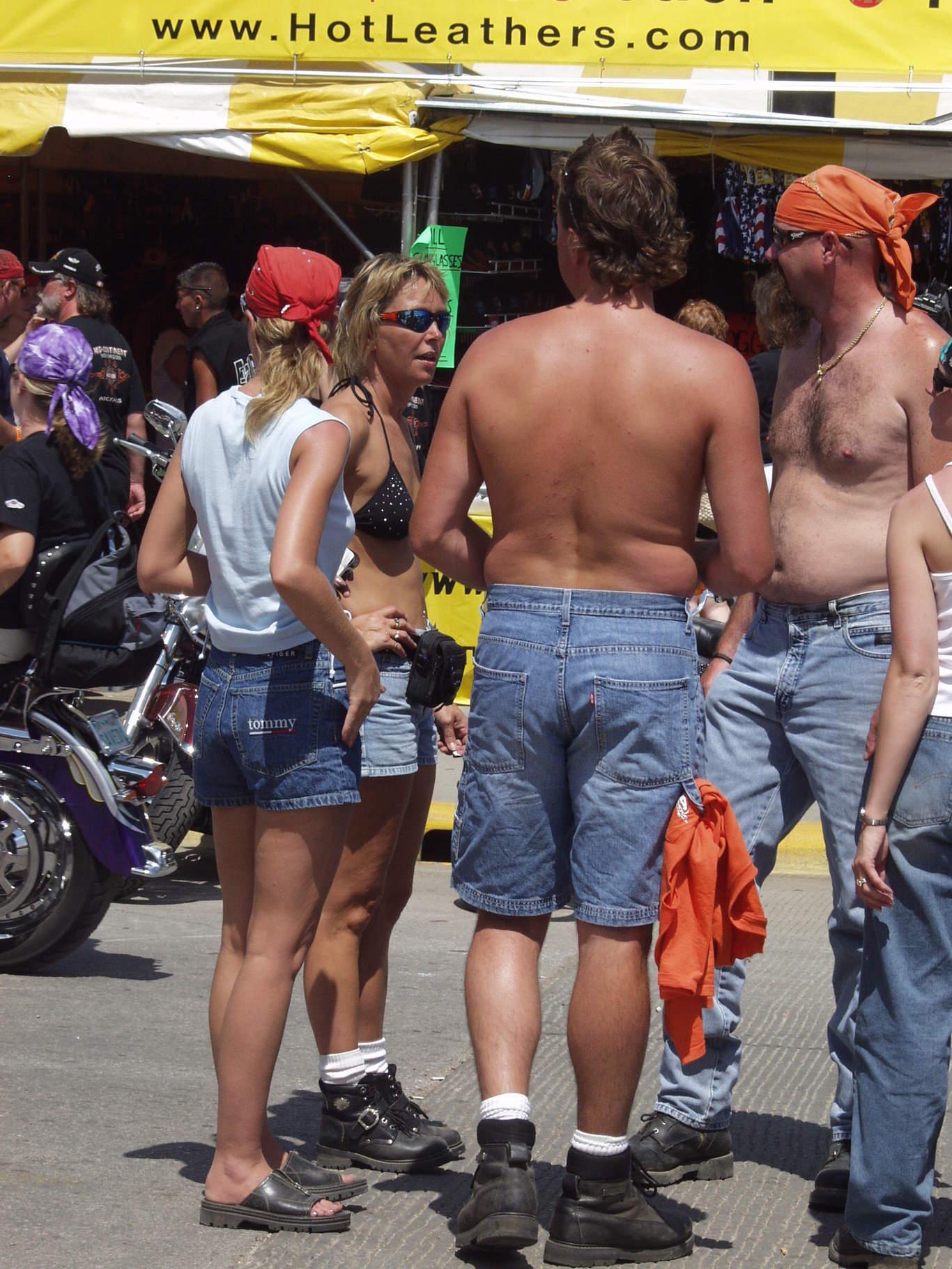 biker gathering