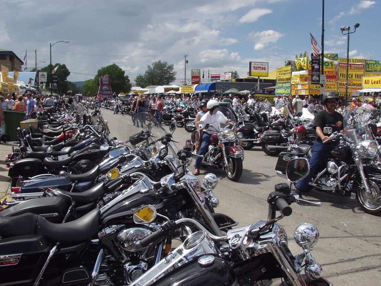 Biker Row