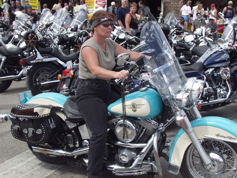 Harley aqua