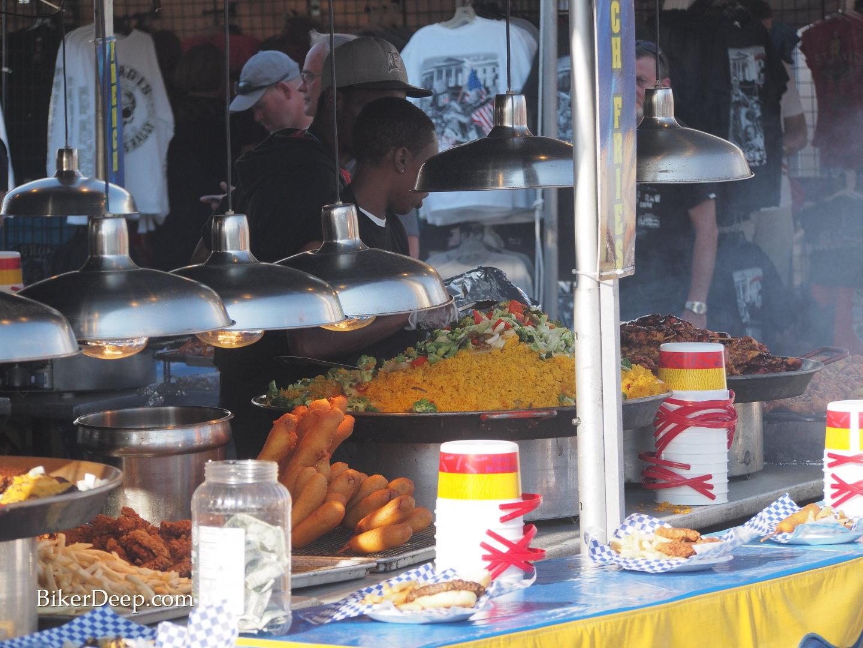 Vendor food
