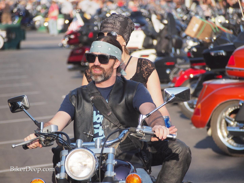 Sturgis Bikers