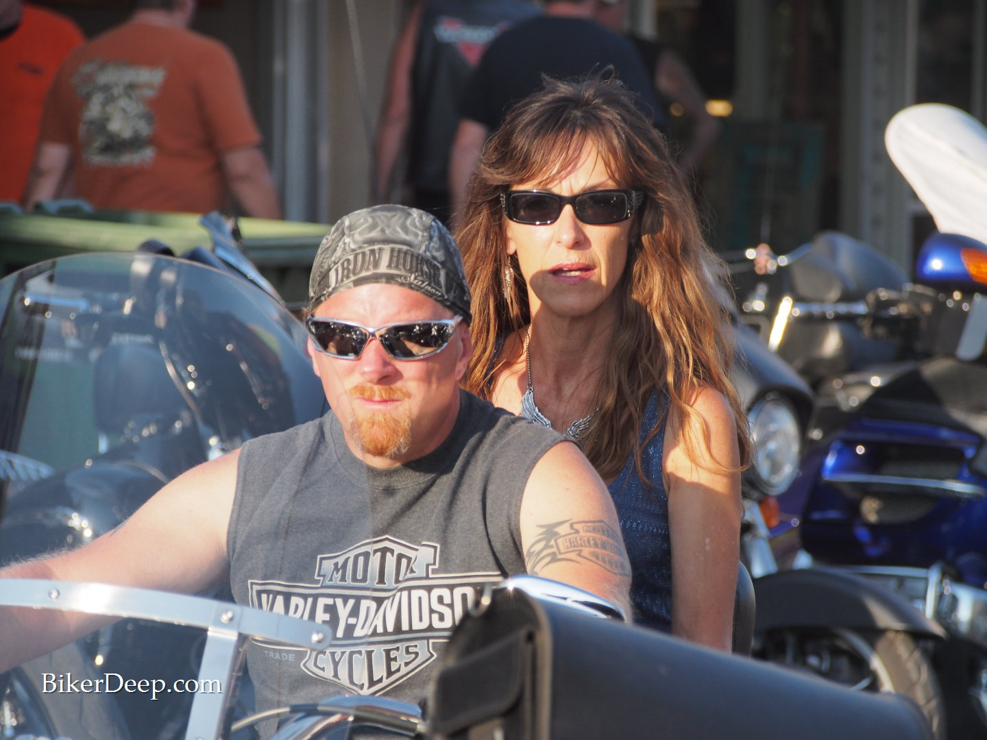 Harley Davidson people
