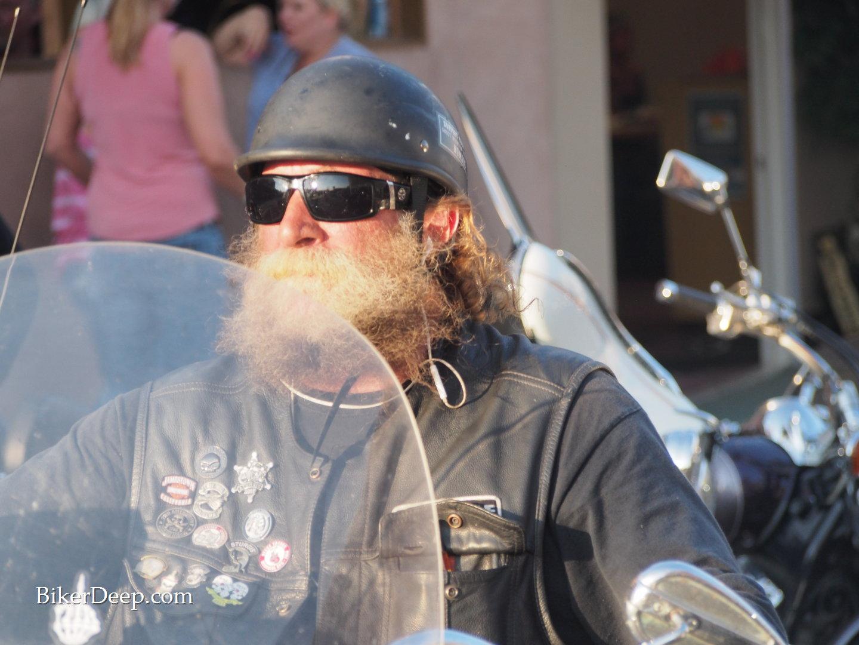 Bearded Biker