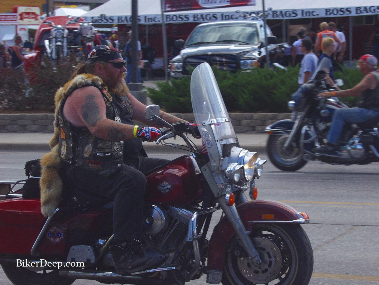 Caveman Biker