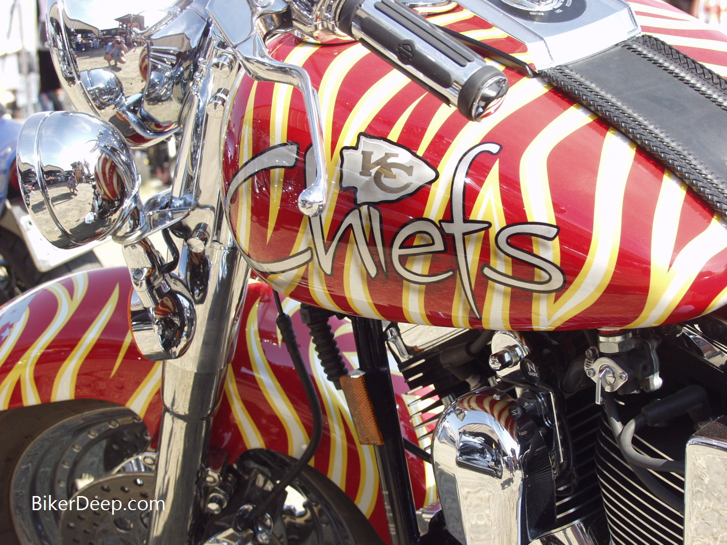 Chiefs Motorcycle