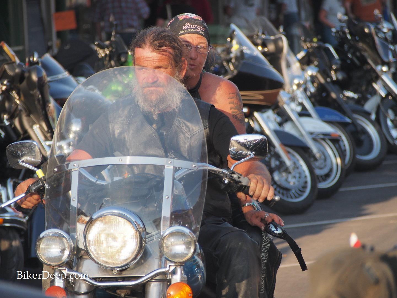 Intense bikers