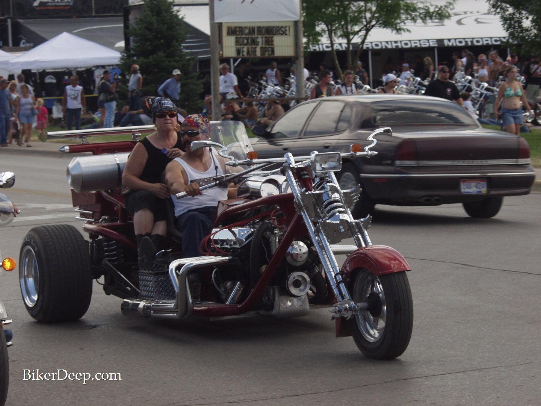 Huge Trike