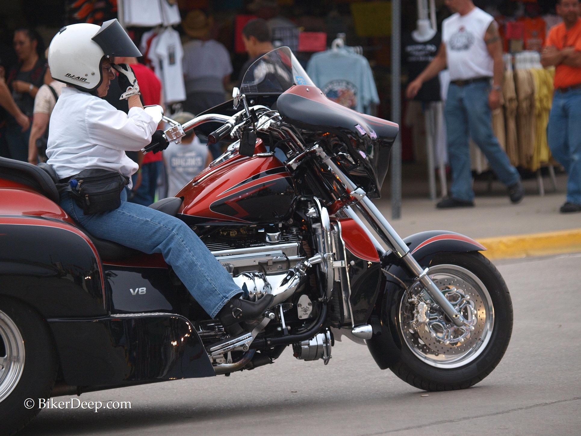 trike motorcycle